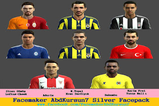 Facepack International 2016 Pes 2013
