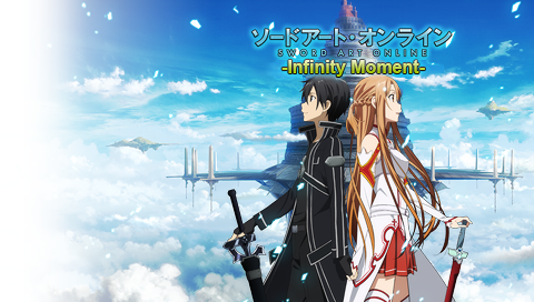 Sword Art Online: Infinity Moment (English Patched ISO) PPSSPP GAME