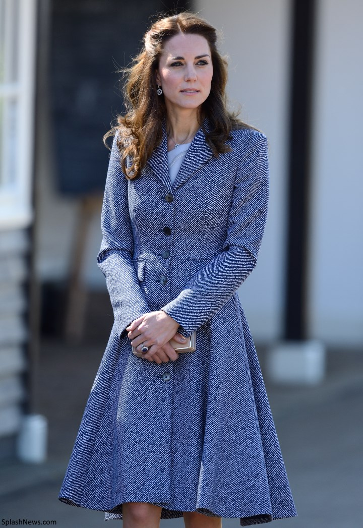 Duchess Kate It S Time To Vote For Kate S Best Coat