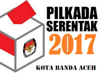 Kip Banda Aceh Tetapkan Nomor Urut Paslon Walikota