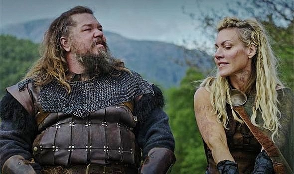 Dante Rants: The Review: Norsemen Season 1