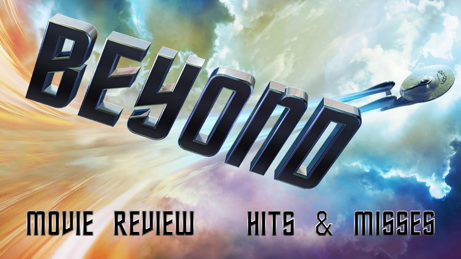 movie review Star Trek Beyond podcast