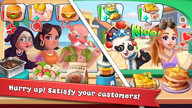 Rising Super Chef 2: Craze Restaurant Cooking Game v3.2.5 MOD UPDATE