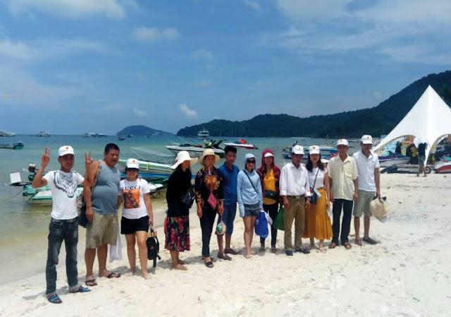 Tour Mỹ Tho Bến Tre Cần Thơ Phú Quốc 4 ngày 3 đêm