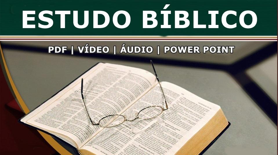 Biblia Sagrada De Estudo Pdf