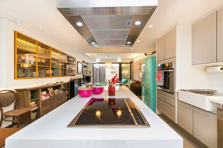 cozinha- moderna- integrada -a -sala