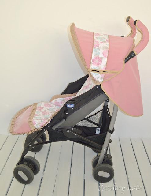 silla ligera Chicco Echo rosa