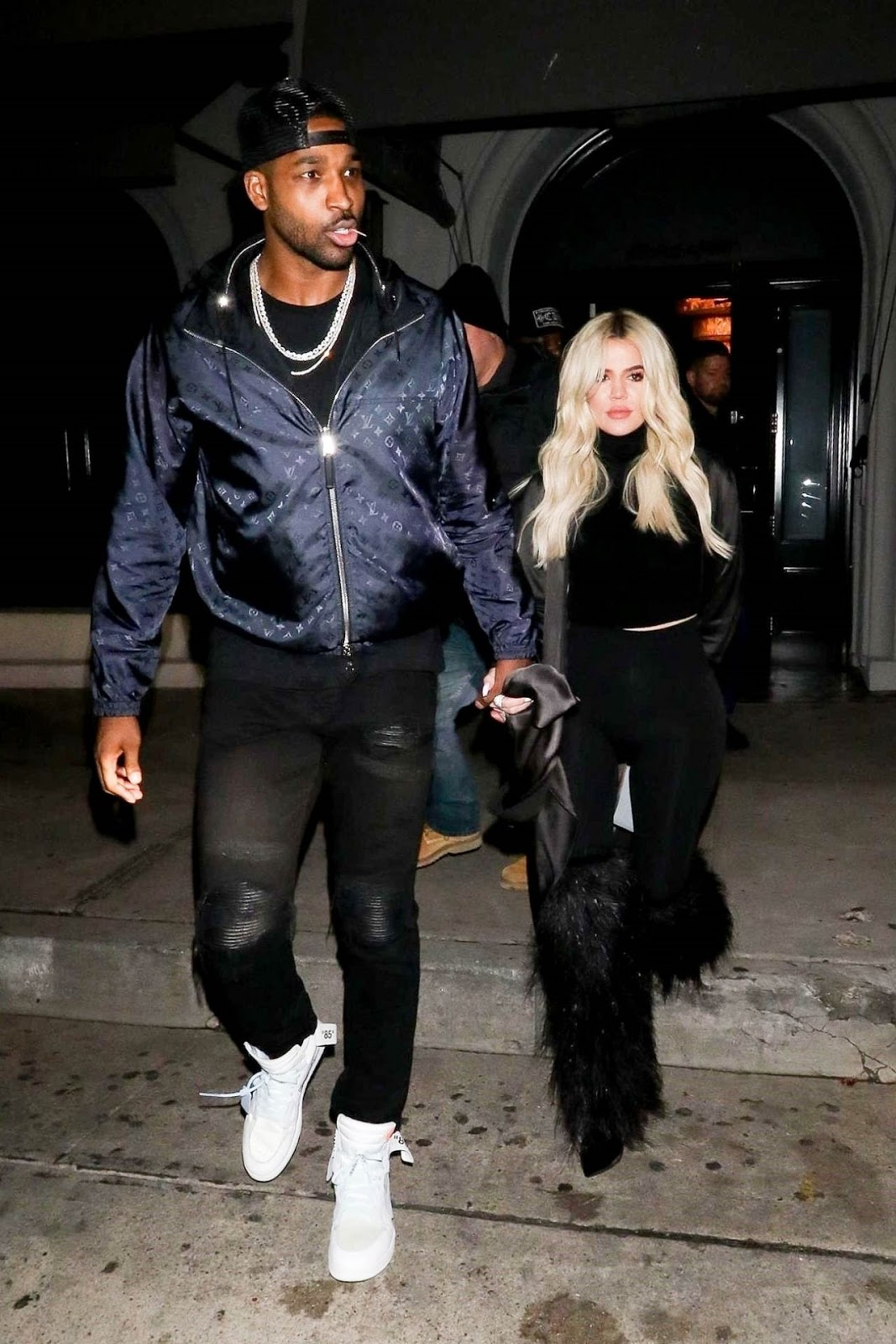 Khloe Kardashian rumoured to have split from Tristan Thompson