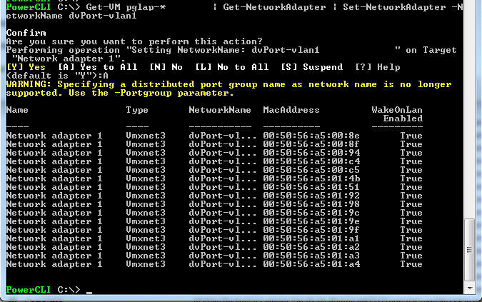 The Root UID: VMware PowerCLI tips and tricks
