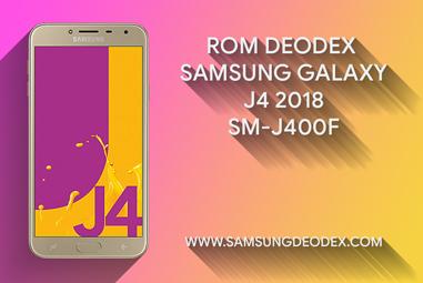 ROM DEODEX SAMSUNG J400F