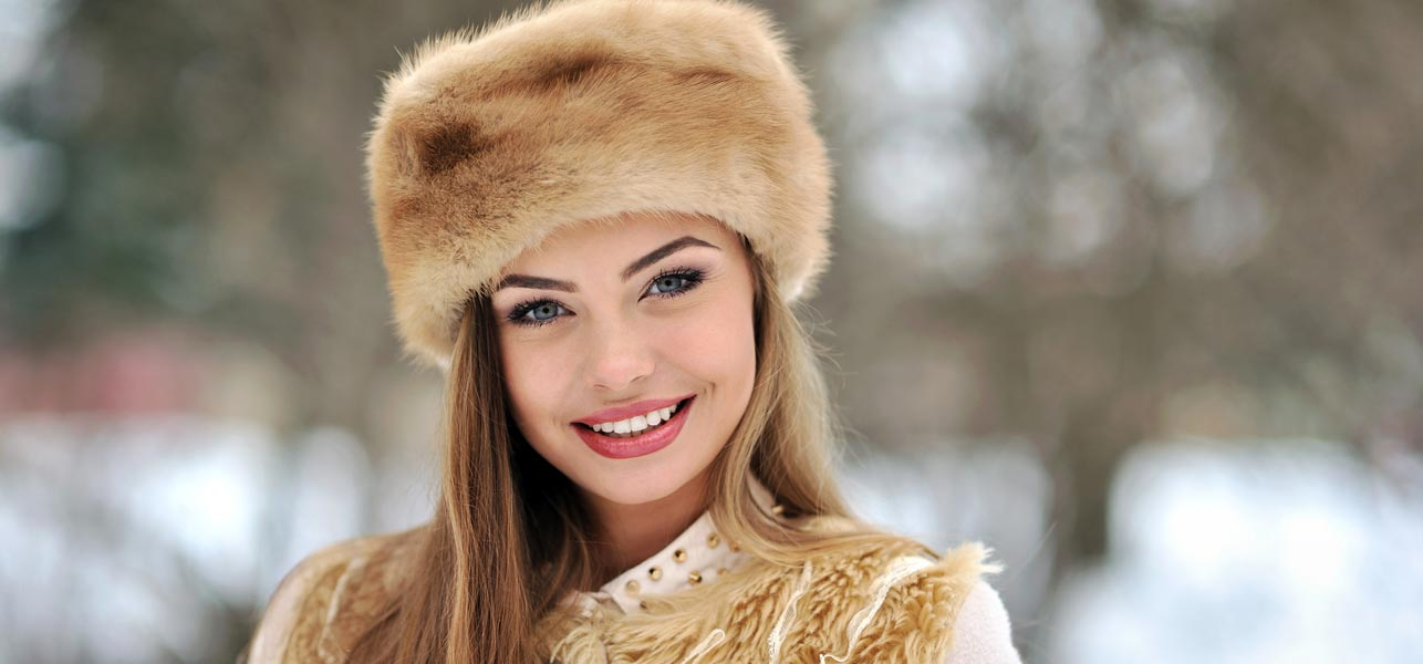 Russian Women Became Fancy And 100