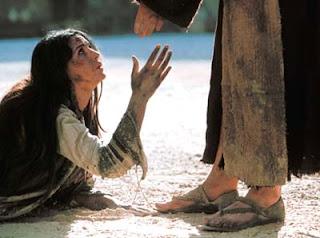 Resultado de imagem para A Mulher Adúltera e Jesus