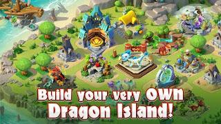 Game Dragon Mania Legends Terbaru Android