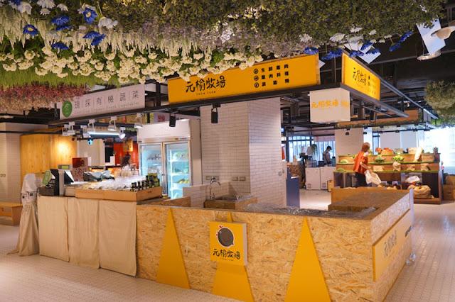 DSC04088 - 台中第六市場試營運現場直擊│全台第一個開在百貨公司的傳統菜市場將於9/21正式開幕
