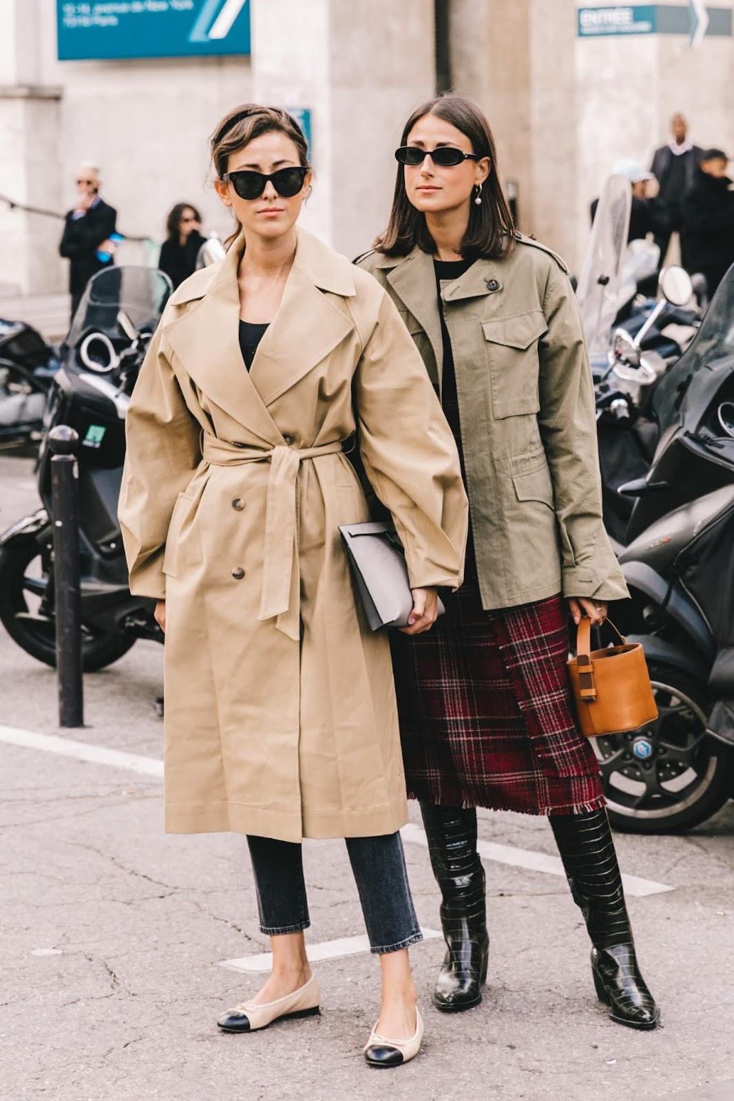 2 Insanely Chic Fall Outfit Ideas to Try Now
