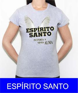 camiseta d espirito Santo