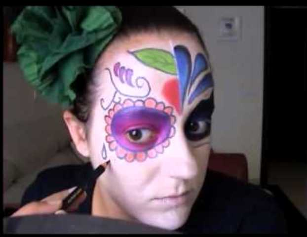 Face Painting Designs For Adults