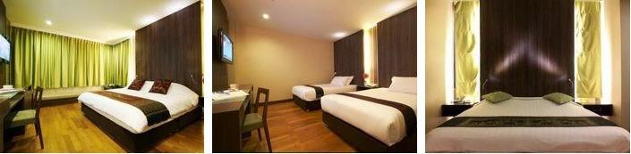 D Varee Diva Bally Silom Bangkok Hotel