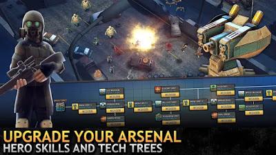 تحميل لعبة الحرب ضد الزومبي الممتعة Last Hope TD - Zombie Tower Defense Games Offline النسخة المعدلة