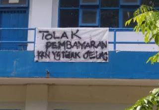 Peserta KKN UM Parepare 2019, Menduga Panitia Melakukan Pungli.