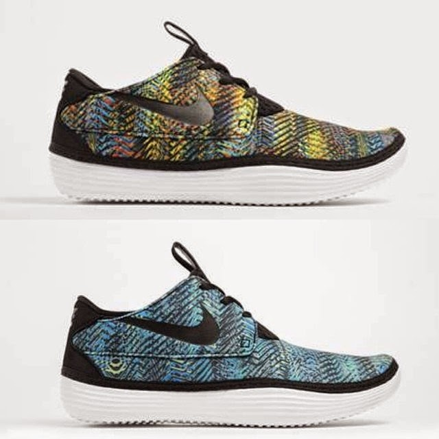 huge selection of 8beda eed36 Nike Solarsoft Moccasin QS - Photo Blue  Tour Yellow August 13, 2014 1914