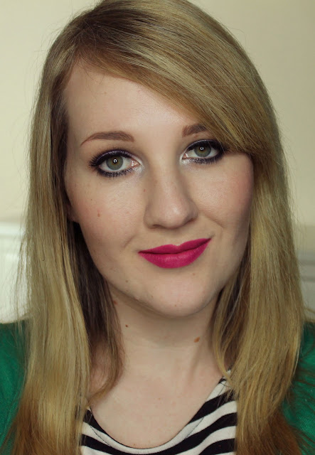 MAC The Matte Lip 2015 - Flat Out Fabulous Lipstick Swatches & Review