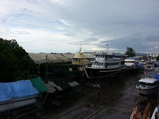 Asia Marine Shipyard - Phuket