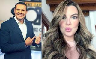 El presentador del programa 'Despierta América', Alan Tacher, desmintió a Marjorie de Sousa que lo llamó mentiroso.