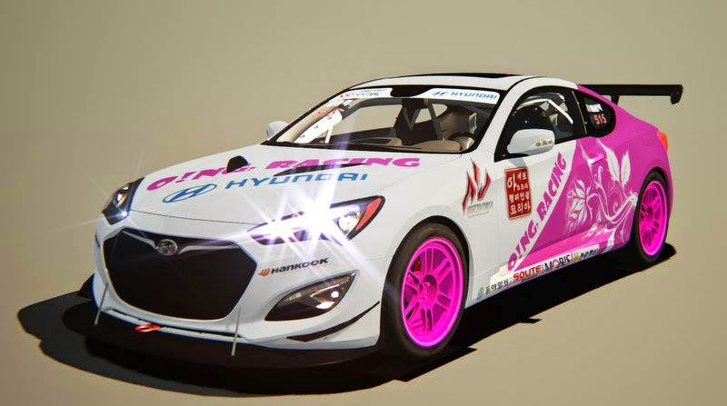 Assetto Corsa Mods Hyundai Genesis Coupe Racing Pack The Sim