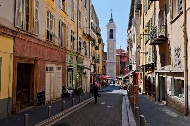 Roteiro de 3 dias em Nice