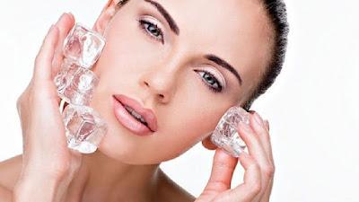 Cara Mengatasi Jerawat di Hidung Dengan Menggunakan Es Batu