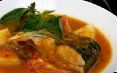 Resep Masak Ikan Kuah Kuning Khas Maluku
