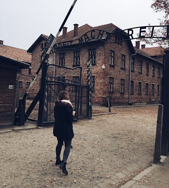 Auschwitz koncentračný tábor