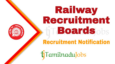 RRB Recruitment notification 2019, govt jobs for nurse, govt jobs for B,pharm