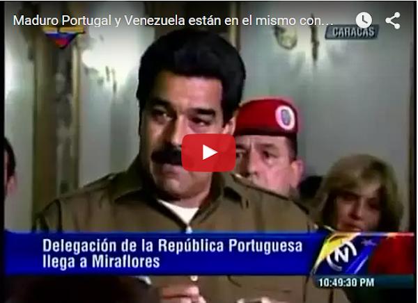 Cierre indefinido de frontera de Venezuela con Portugal
