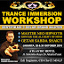 Trance Immersion Workshop Jakarta, 29 & 30 Oktober 2016