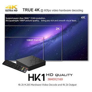 tv box android 7.0 2gb hk1