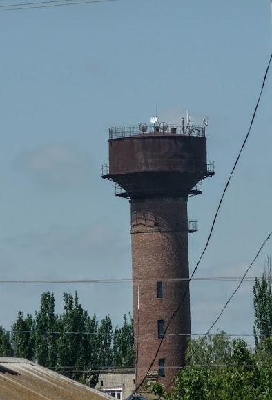 Новоалексеевка. Водонапорная башня