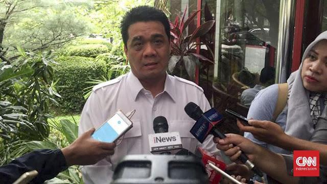 Gerindra Buka Pintu untuk Eks Anggota HTI