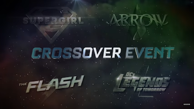 Crossover heroes DC