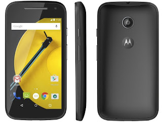 Motorola Moto E LTE - Black