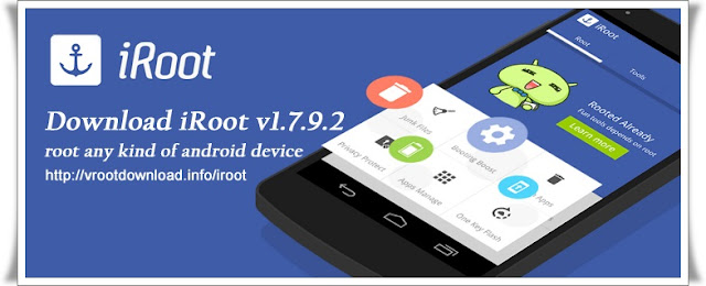 iroot-app-to-root-android-devices