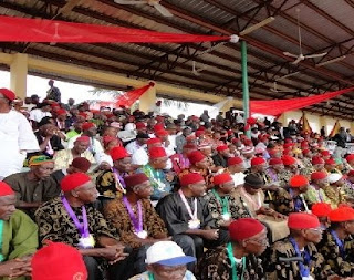 2019: Don't Mind Obasanjo, We're Not Ripe For Presidency Until 2023 Except ... - Igbo Group Declares