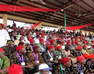 2019: Don't Mind Obasanjo, We're Not Ripe For Presidency Until 2023 Except ... - Igbo Group Declares