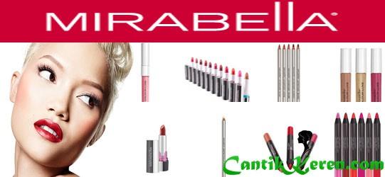 Harga Lipstik Mirabella Matte Colorfix Semua Warna Terbaru