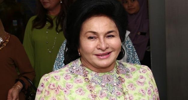 Sultan Brunei Sangka Rosmah Mansor Adalah Perdana Menteri Malaysia ??