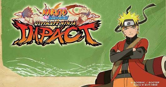 Naruto Shippuden – Ultimate Ninja Impact (USA) ISO/CSO