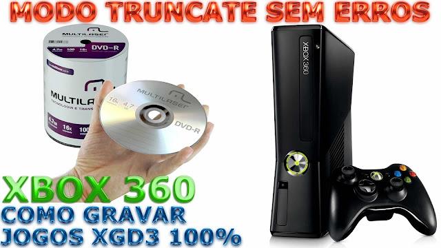 Como Gravar Jogos de Xbox 360 em DVD