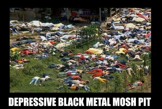 Depressive Black Metal Mosh Pit