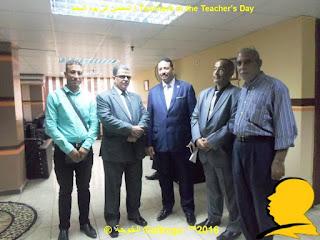 المعلمين فى يوم المعلم, Teachers in the Teacher's Day, عيد المعلم, عيد العلم, معلمو,مصر,الخوجة, ادارة بركة السبع التعليمية